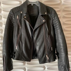 All Saints Papin Moto Jacket